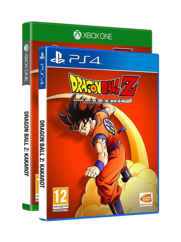 Dragon Ball Kakarot PS4 et Xbox One