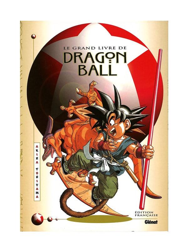 Le grand livre de Dragon Ball